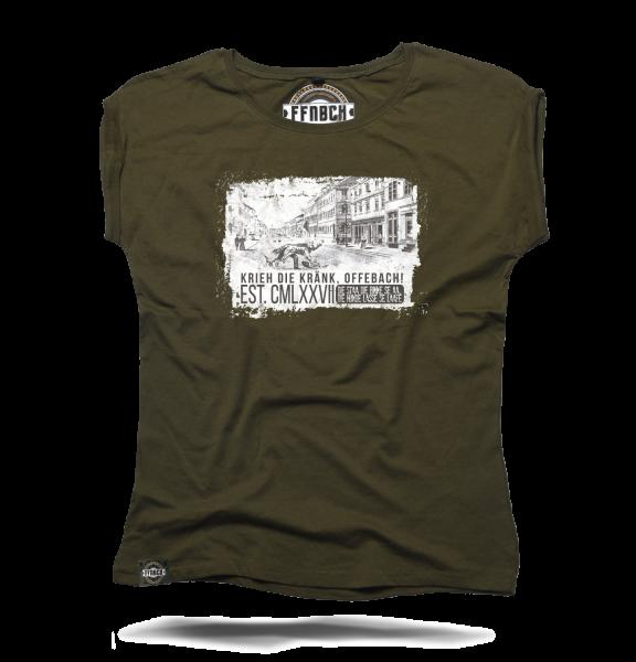 """T-Shirt """"Kränk"""" Damen"""
