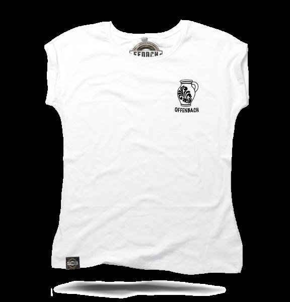 """T-Shirt """"Bembel"""" Damen"""