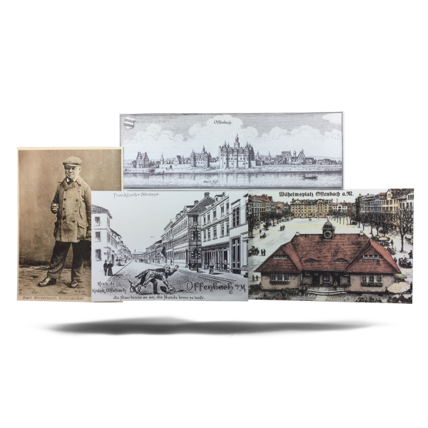 "Postkarten ""Historisch"""