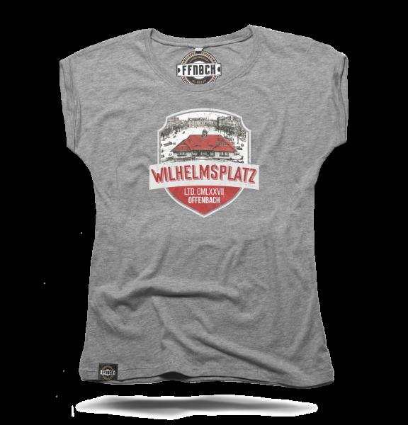 """T-Shirt """"Wilhelmsplatz"""" Damen"""