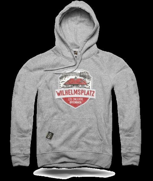 """Hoodie """"Wilhelmsplatz"""""""