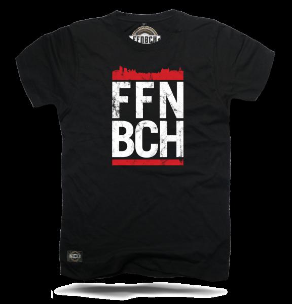 """T-Shirt """"RUN FFNBCH"""""""