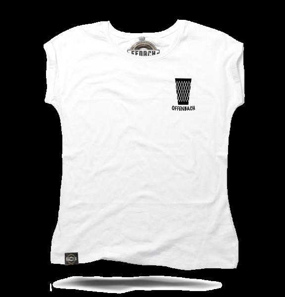 """T-Shirt """"Geripptes"""" Damen"""