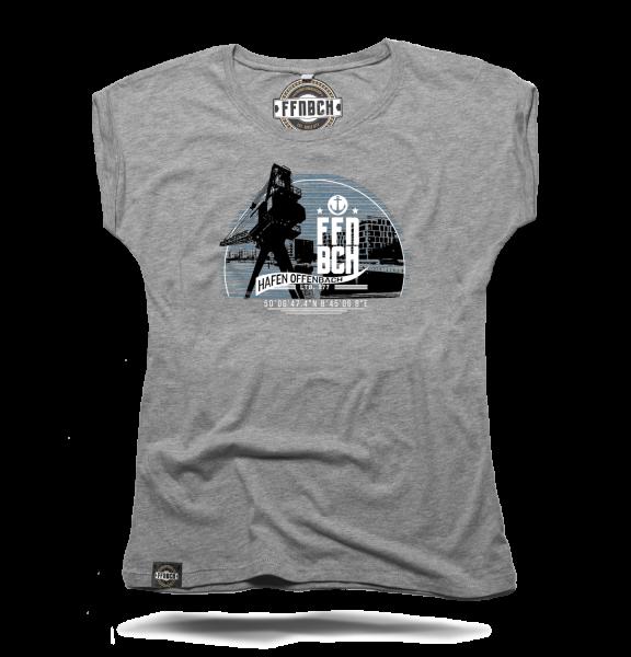 """T-Shirt """"Hafen"""" Damen"""