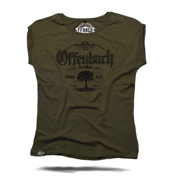 """T-Shirt """"Eichbaum"""" Damen"""